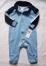 NEW Ralph Lauren Boys Romper Baby Grow Suit 0-3m