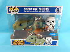 Funko POP! Star Wars Sandtrooper & Dewback Walmart Exclusive 2-Pack