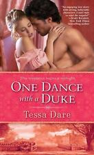 One Dance with a Duke by Tessa Dare  The Stud Club Trilogy Book 1