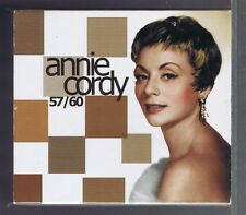 ANNIE CORDY CD COMPILATION 1957/1960