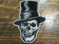 TOP BIKERS VEST PATCH HARLEY DAVIDSON TRIUMPH JACKET VICTORY SMALL MAD HATTER