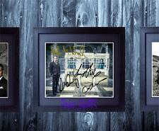 Hannibal Series Mads Mikkelsen SIGNED AUTOGRAPHED FRAMED 10X8 REPRO PHOTO PRINT