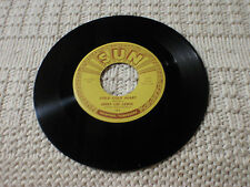SUN 364 JERRY LEE LEWIS COLD COLD HEART/IT WON'T HAPPEN NEW LOWER PRICE  M-