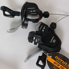 mr-ride Shimano XT SL-M780 Dyna Sys Shifter 10 Speed Front Rear Black 2015