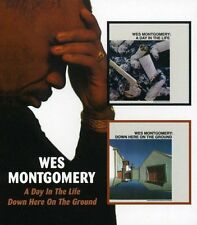 Wes Montgomery - A Day In The Life /Down Here On The Ground (2006)  CD  NEW