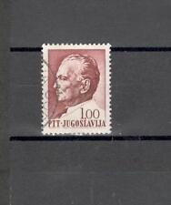 JUGOSLAVIA 1160 -  TITO 1960 - MAZZETTA  DI  10 -  VEDI FOTO