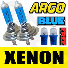 H7 XENON ICE BLUE 499 HEADLIGHT BULBS 12V VOLKSWAGEN GOLF MK 4
