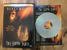 The Sixth Sense (DVD, 2000, Collectors Series) - used