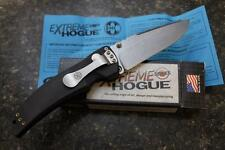 "NEW Hogue 34350 EX-03 Extreme Series 4"" Drop Point Knife Polymer Frame BONUS"