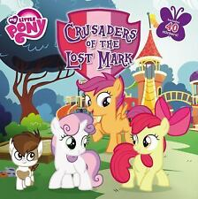 8x8 My Little Pony - Crusaders Of The Lost Mark (2016) - New - Trade Paper
