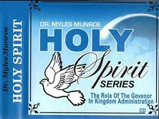 The Holy Spirit Series - 6 Dvds -  Dr. Myles Munroe