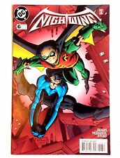 DC Comics NIGHTWING issue no. 6 RARE, Robin guest stars, Batman related