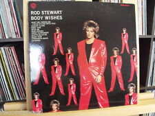 "★★ 12"" LP - ROD STEWART - Body Wishes - WB ´83"