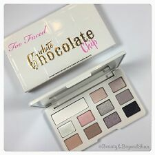 Too Faced White Chocolate Chip Eyeshadow Palette - LE - AUTHENTIC! NIB!
