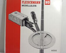 FLEISCHMANN 6050K  Piattaforma Girevole  H0 1:87