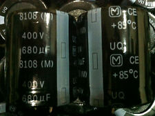 1PCS Radial Electrolytic Capacitor 400V680UF Panasonic 680uF 400v