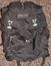OAKLEY MECHANISM BACKPACK BAG BLACK/GREY BRAND NEW
