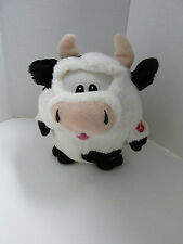 GOFFA SINGING COW PIGGY BANK SINGS WELCOME TO THE GOODTIME FARM CUTE