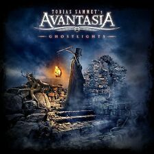 AVANTASIA - GHOSTLIGHTS 2 CD LIMITED EDITION DIGIBOOK NEU