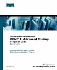 CCNP 1: Advanced Routing Companion Guide (Cisco Networking Academy Pro-ExLibrary