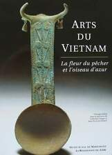 FRENCH BOOK : Vietnamese art (vietnam antique ceramics, bronze