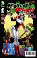 HARLEY QUINN HOLIDAY SPECIAL #1 MERRY CHRISTMAS VARIANT NEW 52