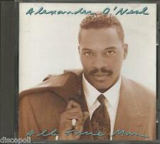 ALEXANDER O'NEAL - All true man - CD 1991 MINT CONDITION