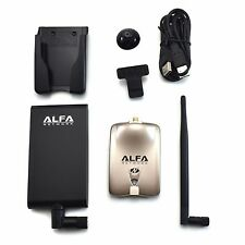 Alfa AWUS051NH v2 802.11a/b/g/n Dual Band USB Adapter + 10dbi Antenna + U-Mount