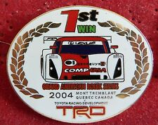 PIN'S COURSE USA LEXUS GRAND AMERICAN ROLEX SERIES TRD 2004 CANADA EGF MFS