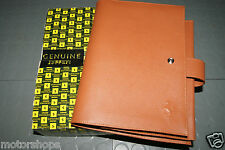Ferrari F430 360 458 550 575 F355 348 Owners Manual Leather Case NEW - OEM POUCH