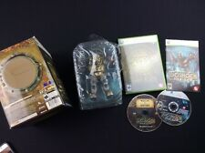 Bioshock Limited Edition Xbox 360 Unopened Big Daddy Drill Tip Intact + Extras