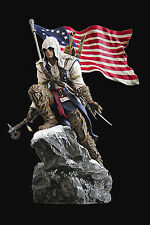 Assassin's creed 3 III Connor figure statue from Freedom edition NEW