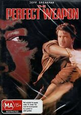 THE PERFECT WEAPON (Jeff Speakman) - DVD - UK Compatible - New & sealed