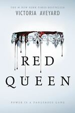 Red Queen by Victoria Aveyard (2015, Hardcover)