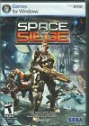 Space Siege PC Video Game for Windows RPG Brand New & Factory Sealed XP Vista