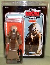 "ZUCKUSS (BOUNTY HUNTER) Jumbo Star Wars Gentle Giant Retro Vintage Card 12"" Line"