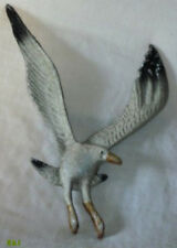 Vintage Cast Aluminum Cape Cod Seagull*Water Bird Figurine*Nautical Decor*Plaque