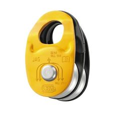 Petzl JAG lightweight double rescue climbing 22kn pulley P45