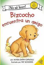 Bizcocho encuentra un Amigo by Alyssa Satin Capucilli (2008, Paperback)
