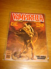 VAMPIRELLA #93 VF (8.0) JANUARY 1981 WARREN HORROR MAGAZINE