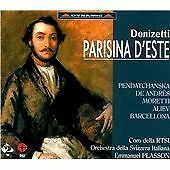 Parisina D'este (Plasson, Moretti) CD NEW