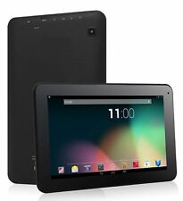 "Black 9"" Google Android 4.4 KitKat Tablet PC A23 Dual Core 8GB Dual Camera Wi-Fi"