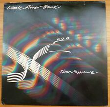 "Little River Band Time Exposure Original 12"" Vinyl LP Capitol Record Album EX/EX"