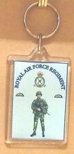 Royal Air Force Regiment key ring..
