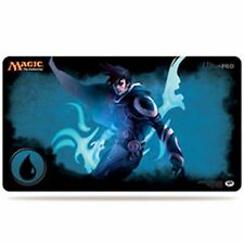 PLANESWALKER JACE MANA BLUE PLAYMAT PLAY MAT ULTRA PRO FOR MTG CARDS