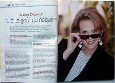 Mag 2005: CLAUDIA CARDINALE_VERONIQUE SANSON_LYNDA LEMAY