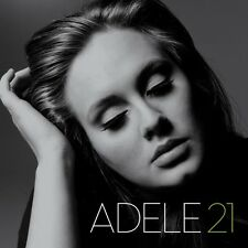 "Adele"" 21"" CD 11 tracks nuovo"