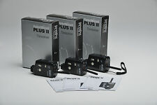 Pocket Wizard plus II Transceiver-auction is for all 3 Transceivers