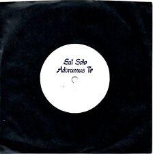 """SAL SOLO - CLASSIX NOUVEAUX - ADORAMUS TE - VERY RARE W/L 7"""" SINGLE VINYL"""