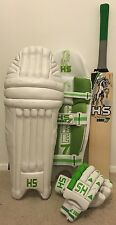 HS CORE 7 Cricket Bat Pads And Gloves PACKAGE DEAL RRP £300 NOW £200 SAVE £100